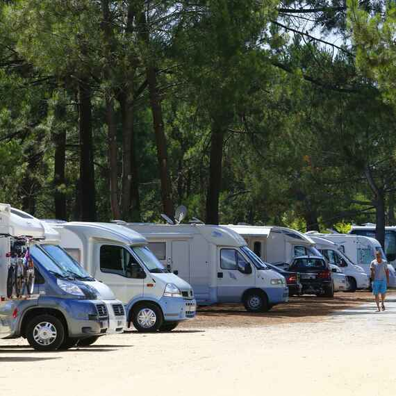 Aires de campings cars