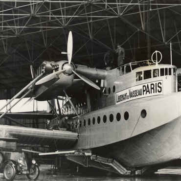 The history of seaplanes in Biscarrosse