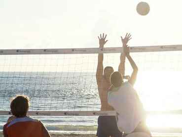 beach volley biscarrosse_plage