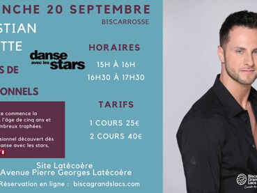 Flyer Christian MILLETTE