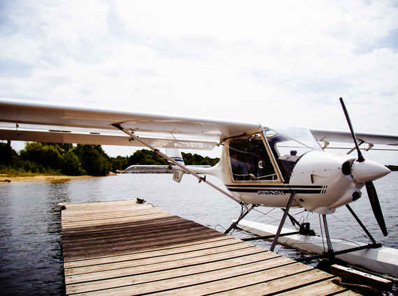 Seaplane flights